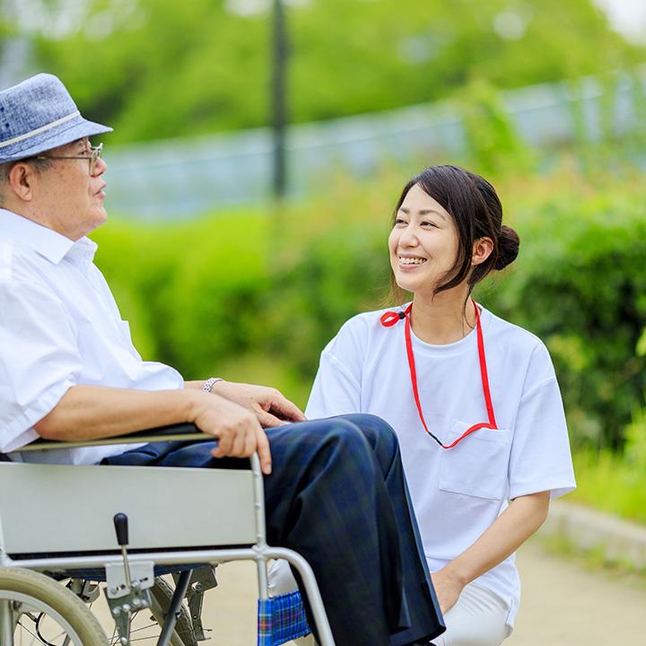 お母さん介護士が働きやすい介護の職種